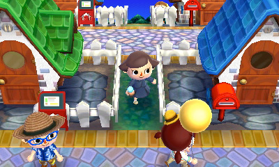 Happy home showcase animal crossing wiki fandom - Animal crossing wild world hair salon ...