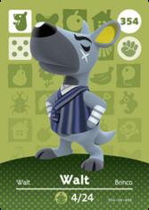 Amiibo 354 Walt