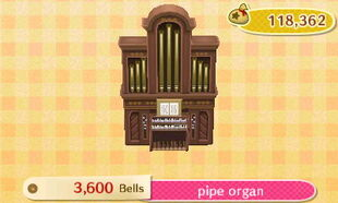 Organ in Catalog