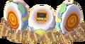 Egg stereo