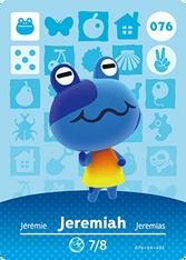 Amiibo 076 Jeremiah