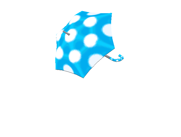 File:Umbrella blue dot parasol.png