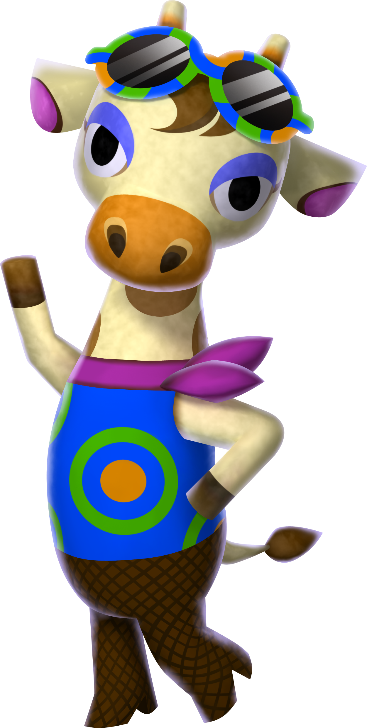 Graciela  Animal Crossing Enciclopedia  Fandom powered ...