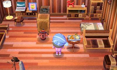 The Modern Wood Series (ミックスウッドシリーズ, Mikkusu Uddo Shirīzu, Mixed Wood) Is A  Series Of Furniture In The Animal Crossing Series.
