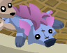 Hyena Plushie