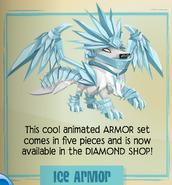 Jamaa-Journal Ice-Armor-Diamond-Shop
