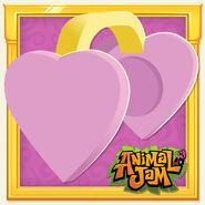 RIM Heart Earmuffs
