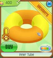 Inner-Tube Orange