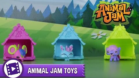 Animal Jam toys are here!