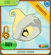 Shop Arctic-Hood Yellow 2011
