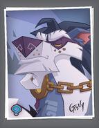 Greely Daily Explorer Portrait