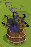 Den BETA-Flower-Barrel