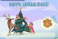 JAG Happy Jamaalidays