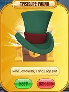 Jamaaliday-Rescue 250-M Rare-Jamaaliday-Fancy-Top-Hat