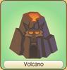 Icon of Volcano