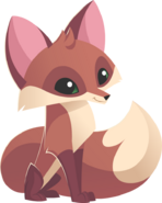 Foxes graphic 3