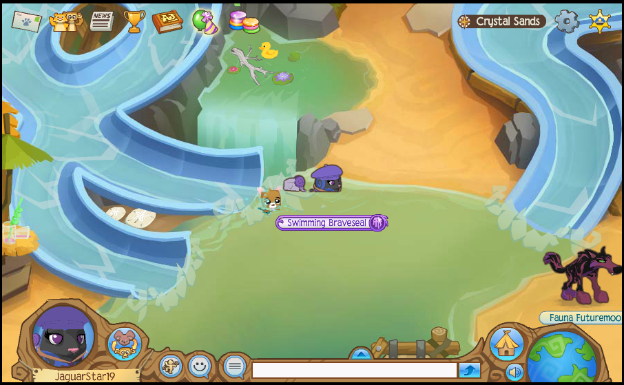 Image of: Music Land History 1 Crystal Sands The Animal Jam Whip The Animal Jam Whip Land History 1 Crystal Sands