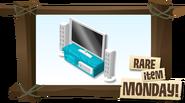 Rare HD Television