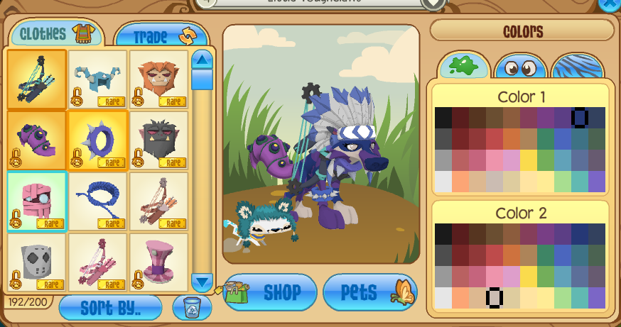 Image my neon animal jam wiki fandom powered - Animaljam wiki ...