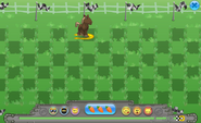 Player won without using carrots