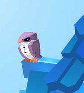 Falcon plushie