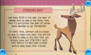 Deertraveling