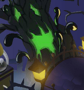 Haunted-Forest-Party Tree-Ghost-Pickup-Spot