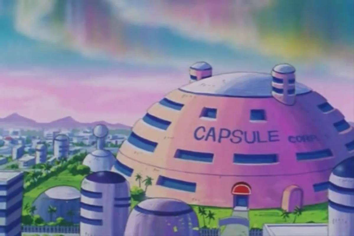 Capsule Corps Capsule Corp Headquarters