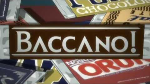 Baccano! Opening