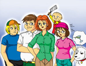 He s Our Family Guy by Kurumi Lover2