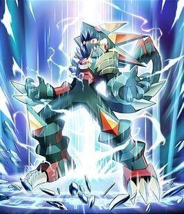 Megaman Greiga Beast Style