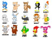 Tails' Animal Friends