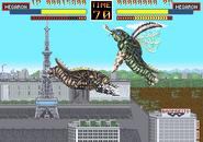 Godzilla mame