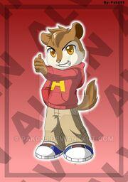 Alvin seville by pak009-d41dfw3