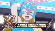 Arisa Ahokainen (Akiba's Trip Ep 8)