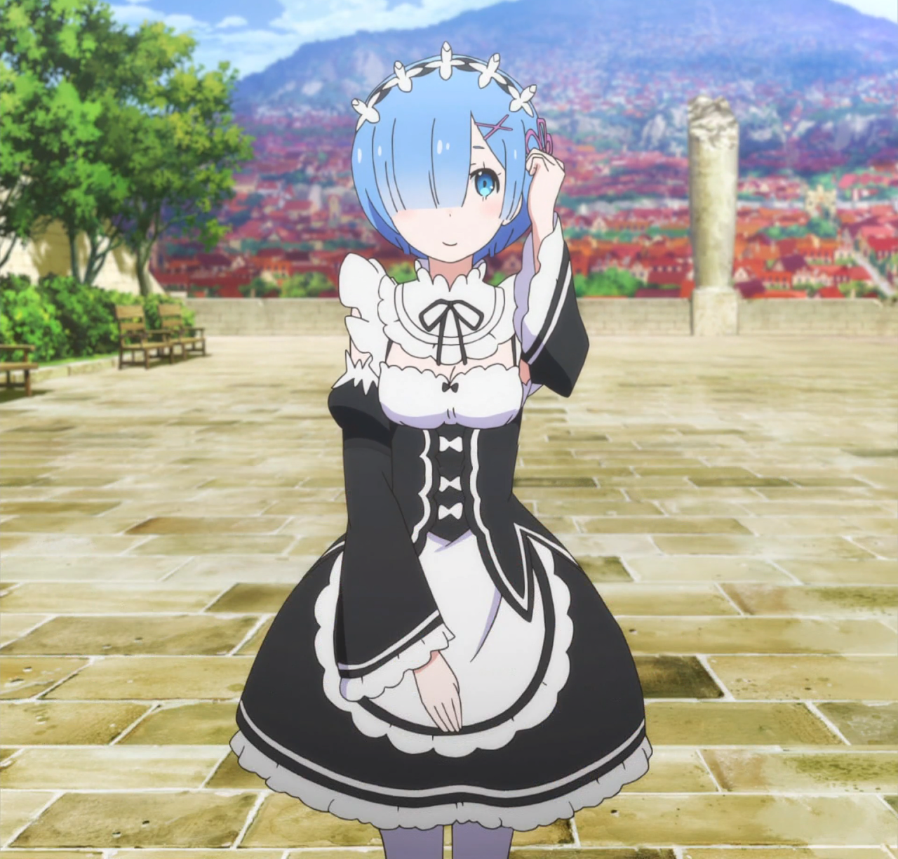 Rem Re Zero Animevice Wiki Fandom Powered By Wikia