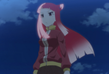 Mayo Serious Stare Stitched (Akiba Trip Ep 12)