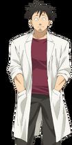 Tetsuo Takahashi Anime Concept Art