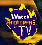 Watch animorphs on tv logo on books 30-54