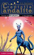 Animorphs andalite chronicles animorfi Cronicile andalite romanian cover