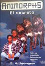 Animorphs 9 the secret El secreto spanish cover Ediciones B