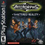 Animorphs SR cover