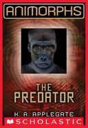 Animorphs 5 the predator 2011 main front cover hi res