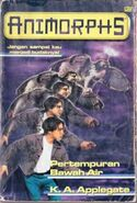 Animorphs book 3 indonesian cover