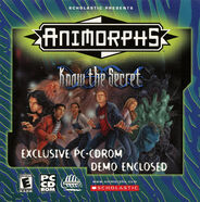 Know the Secret demo cd front