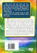 Book 28 back cover scholastic edition