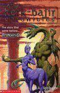 Animorphs hork bajir chronicles UK cover