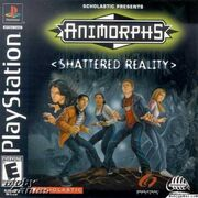Animorphs Shattered Reality