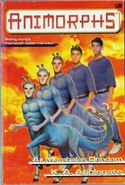 Animorphs book 8 indonesian cover