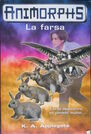 Animorphs 23 the pretender la farsa spanish cover